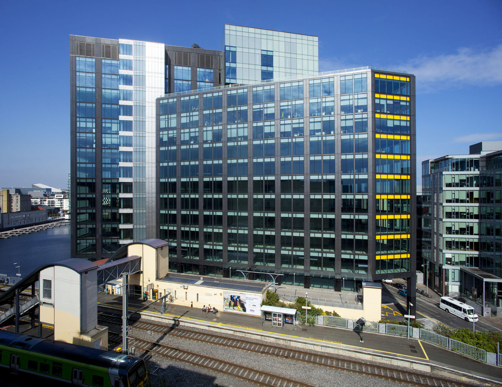 High End Commercial Offices: Google European HQ