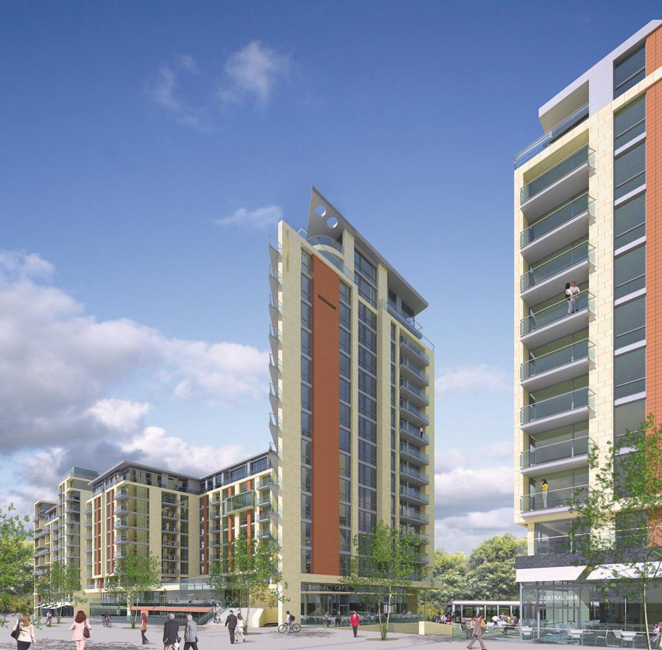 Center Park Apartments: Central Park Apartments, Dublin